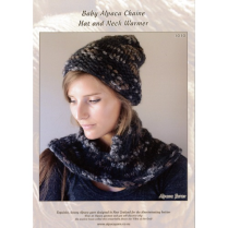 (AY1010a Hat and Neck Warmer)