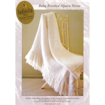 (1130 Baby Brushed Alpaca Throw)