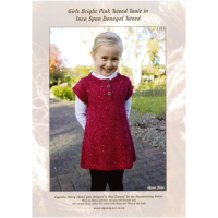 AY 1201 Girls Tunic Dress