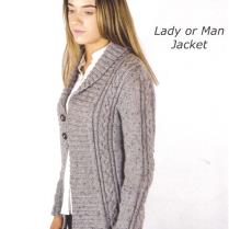 (2609 Lady or Man Jacket)