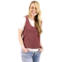AY 2436 Crochet Top
