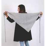 AY 2912 Triangle Scarf