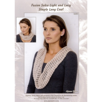 (AY2400 Light and Lacy Cowl)