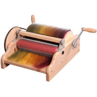 ADCF30 Drum Carder Wide
