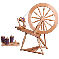 ESW2L  Elizabeth Spinning Wheel