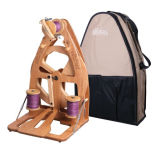 JSW2CB  Joy 2 Single Treadle Wheel with Carry Bag