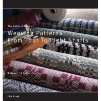 ABWPFES Weaving Patterns from 4 to 8 Shafts
