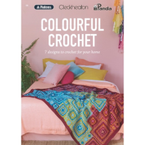(UB108 Colourful Crochet)
