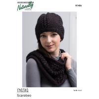 N1486 Cowl and Hat