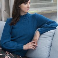 N1492 Reverse SS Sweater