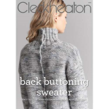 1012 Back Buttoning Sweater