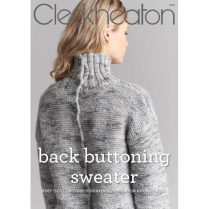 (1012 Back Buttoning Sweater)