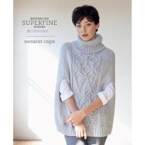 (402 Sweater Cape)