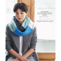 403 Triple Stitch Cowl