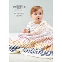 467 Colour Ridge Blanket