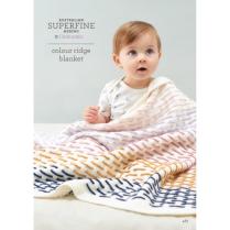 (467 Colour Ridge Blanket)