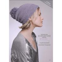 SF438 Customised Crochet Beanie