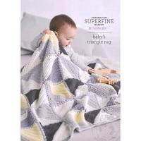 SF440 Baby's Triangle Rug