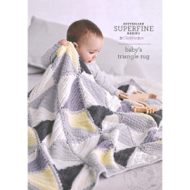 (SF440 Baby's Triangle Rug)