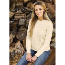 (SF460 Cable Sweater and Cardi)