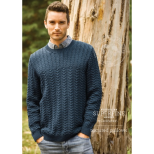 SF462 Textured Pullover