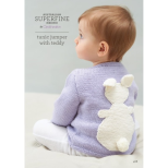 SF468 Tunic Jumper with Teddy
