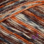 16003 Grey Orange Speckle