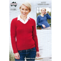 382 Scoop Neck & V-Neck Jumpers