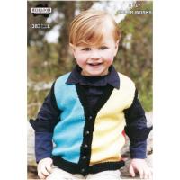 HLC 383 Buttoned Vest