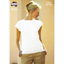 (HL295 Easy Fit Summer Top 8 Ply)