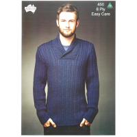 HL450 Ribbed Sweater