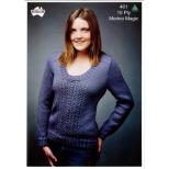 HL461 Chunky Sweater