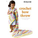 HL601 Crochet Bow Throw