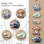 L026 Happy Cats