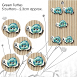 L123 Green Turtles