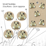 L425 Small Teddies