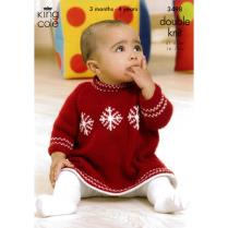 (3498 Sweater and Dress)