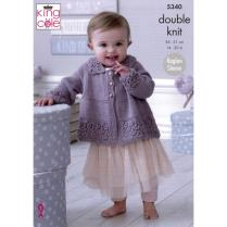 (KC5340 Babies Outfit and Blanket)