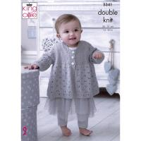 KC5341 Babies Outfit and Blanket
