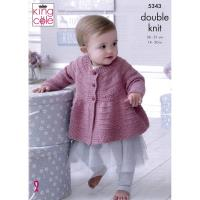 KC5343 Babies Outfit and Blanket