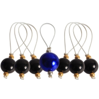 10932 Midnight Beauty Stitch Markers