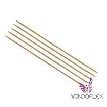Pair 20mm 20.00mm  x 30cm length PONY single point knitting needles