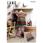 LL 013 Crochet Baby  Dress