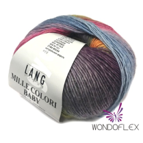 (Mille Colori Baby 4 Ply)