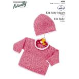 K335 Rolled Edge Sweater