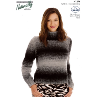N1374 Cropped Sweater
