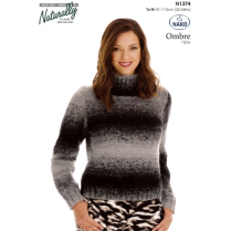 (NX 1374 Cropped Sweater)