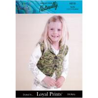 KX 618 Child Cable Vest