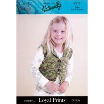 (KX 618 Child Cable Vest)