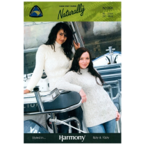 (NX 1064 Fitting Cabled Sweater)